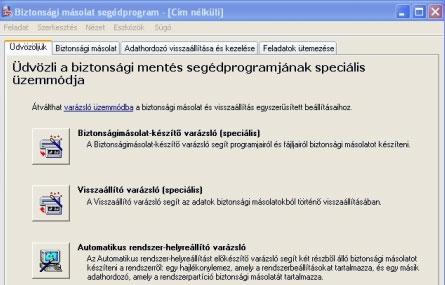 Blasius Info - IT Szótár/XP/Időzített biztonsági mentés a Windows XP-ben. - honlap - készítés - Wifi - weblap - oldalak - banner - weboldal - szerkesztés - pendrive - html