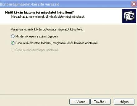 Blasius Info - IT Szótár/XP/Időzített biztonsági mentés a Windows XP-ben. - oldalak - Wifi - szerkesztés - weblap - honlap - weboldal - pendrive - html - banner - készítés