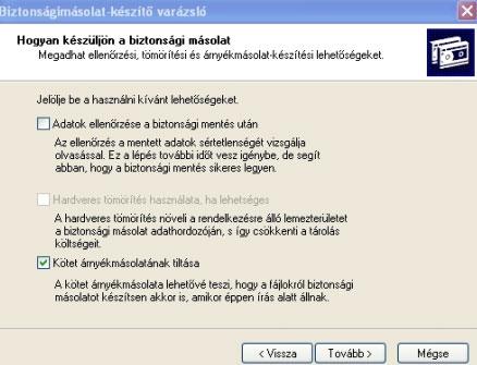 Blasius Info - IT Szótár/XP/Időzített biztonsági mentés a Windows XP-ben. - weboldal - banner - html - Wifi - szerkesztés - készítés - oldalak - pendrive - honlap - weblap