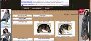 A www.kuglofreceptek.uw.hu fényképes - online receptoldala. készítés - weboldal - honlap - weblap - oldalak - banner - szerkesztés - html